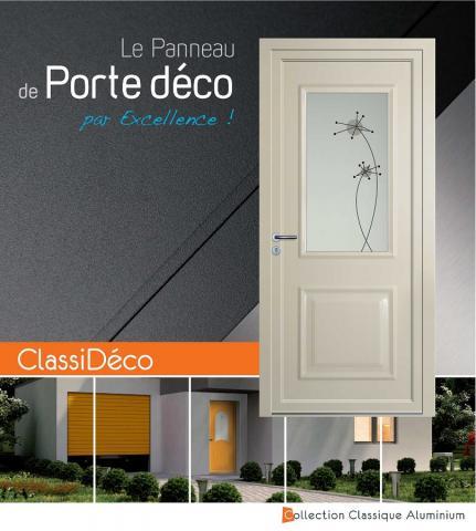 Panneaux de portes Classi-Déco ALU