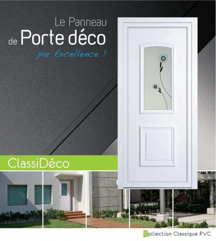 Panneaux de portes Classi-Déco PVC